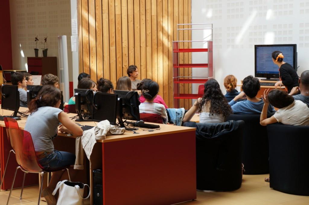 CRL - Centre de ressources des langues - UTM