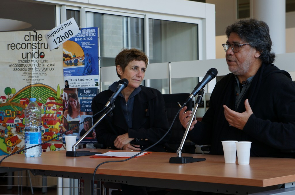 Luis Sepúlveda - Michèle Soriano