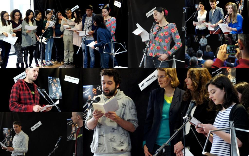 CRL - UT2J - Printemps des poètes 2015