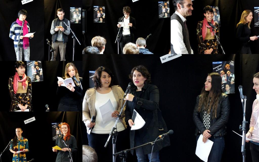 UT2J - Printemps des poètes 2015 - CRL