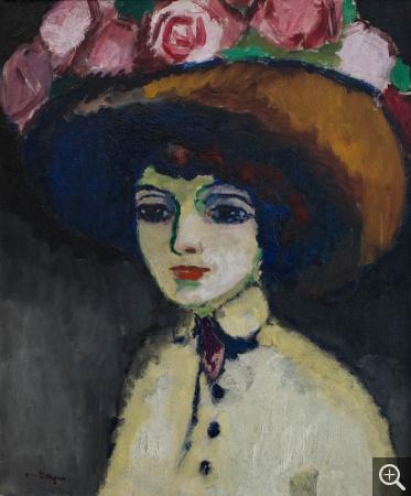 Kees van Dongen, La Parisienne de Montmartre - ca.