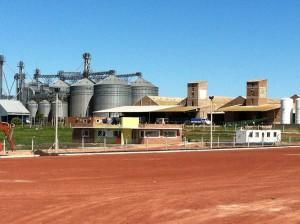 Uruguay complexe agro-industriel 2011 © MGuibert