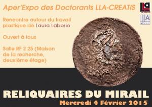 Expo Reliquaires