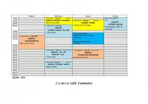 EDT LICENCE LLCE 2semestre 15-16 v07042016 avec salles