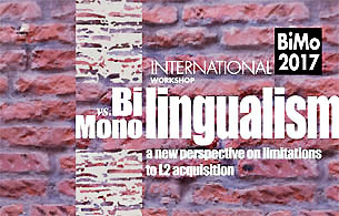 COLLOQUE : ON QUALITATIVE DIFFERENCES BETWEEN TYPES OF LANGUAGE ACQUISITION