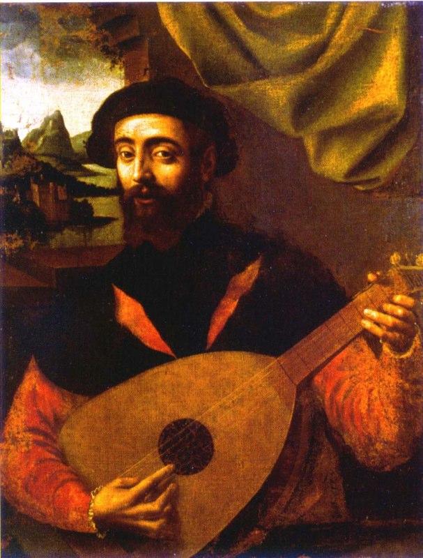 francesco da milano Giulio_Campi
