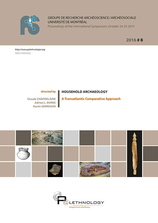 P@lethnology 8 – Household Archaeology – A Transatlantic Comparative Approach