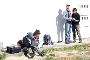Survol drone - Silla del Papa - Crédits photo : Fernando Prados