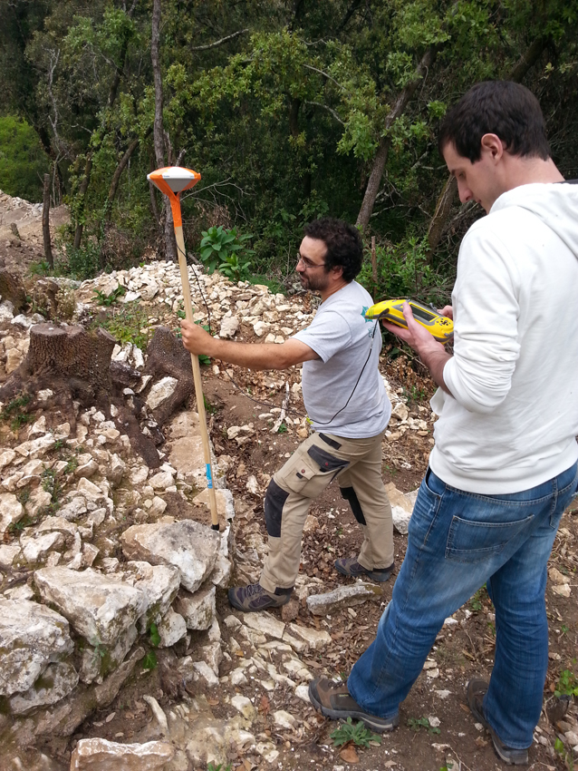 Maladrerie des Templiers - Gorges de l'Ardèche