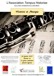 Histoire et Musique